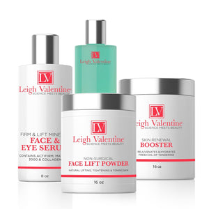 Leigh Valentine Leigh Valentines Spa & Salon Non-Surgical Face Lift Kit