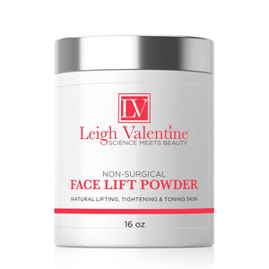 Leigh Valentine Non Surgical Face Lift Powder 16oz