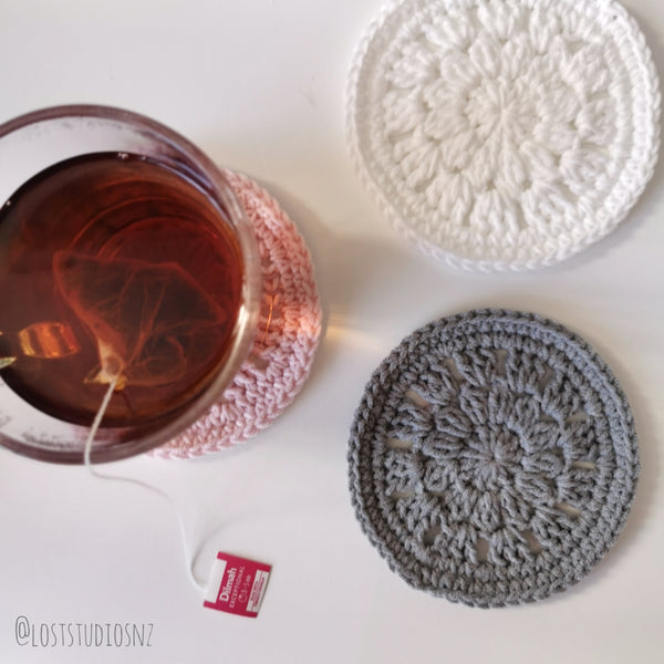 Blush Coaster Set