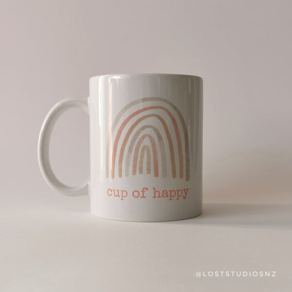 Blush Cup of Happy