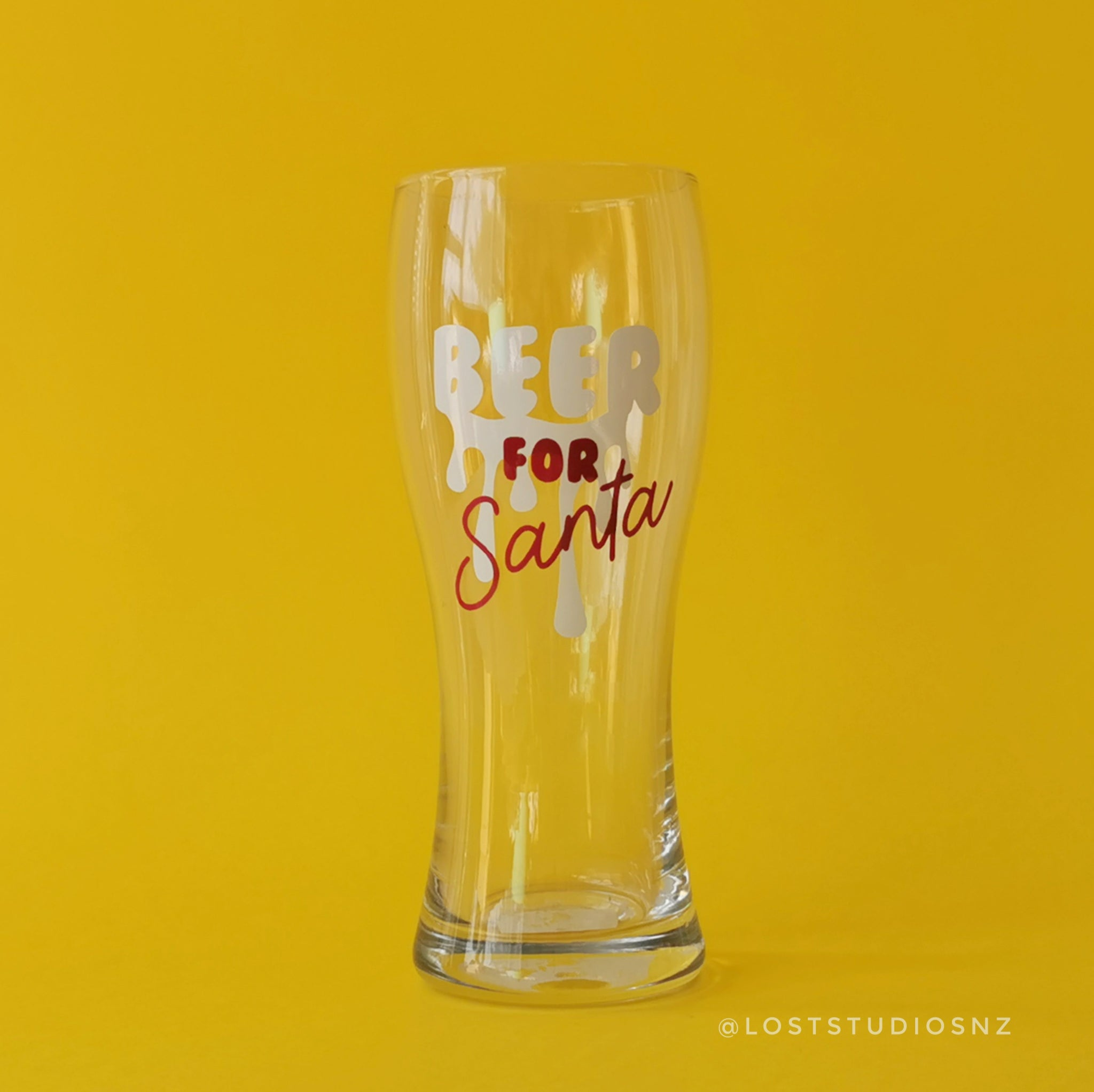 Beer for Santa Pilsner
