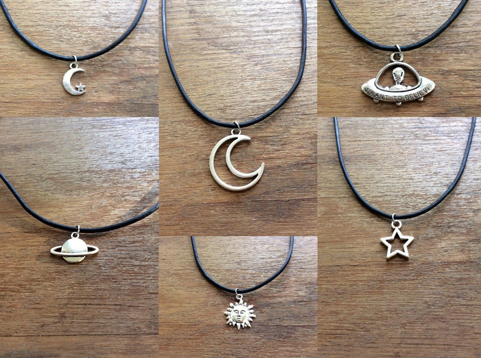 Galaxy Choker Set- Choose Your Choker Necklace