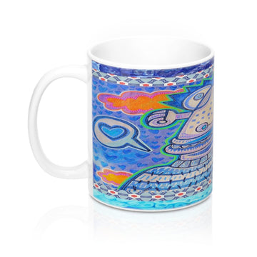 Limited Edition | Art |Mr Hydde - Love You Mug 11oz (USA)
