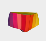 Rainbow Butterfly Swim Briefs, Swim Briefs- WhimzyTees