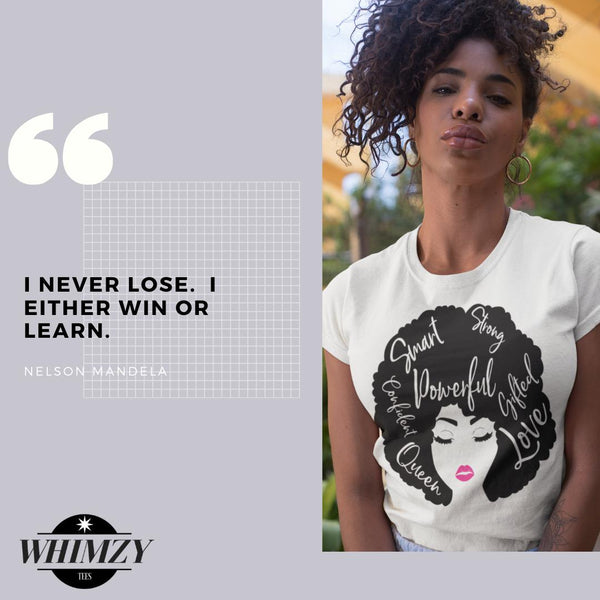 Powerful & Gifted Softstyle Tee - WhimzyTees