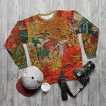 The Confidante FT Sweatshirt, All Over Prints- WhimzyTees