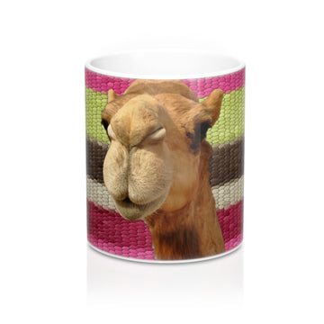 Geoffrey Bean Silk Mug 11oz (USA)