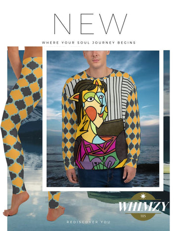 The Cubist Sweatshirt
