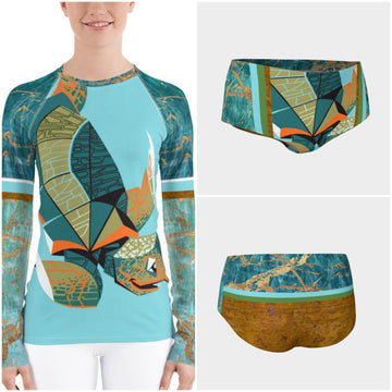 Galapagos 2020 Rash Guard