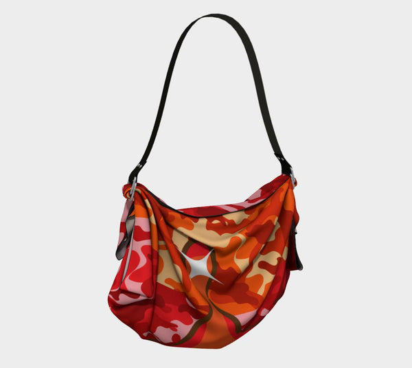 Bolt of Lightning Hobo, Bag- WhimzyTees