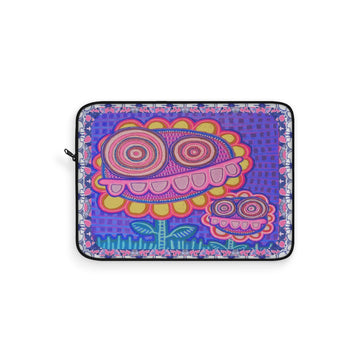 Limited Edition | Art |Mr Hydde - Okinawa FLOWRZ Laptop Sleeve (3 sizes)