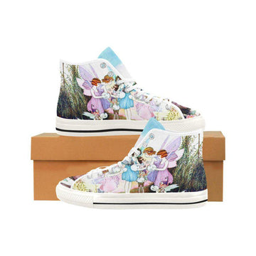 Garden Party Canvas Hi-Tops