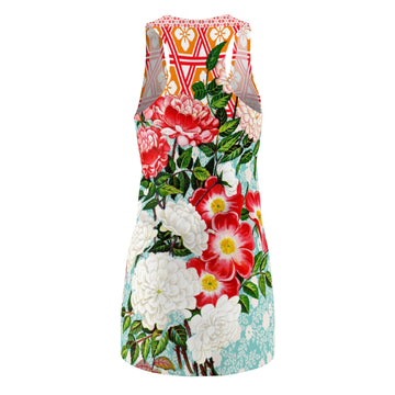 Hawaiian Tropics Racerback Dress