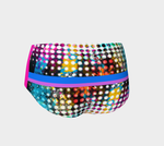 Disco Queen Swim Briefs, Swim Briefs- WhimzyTees