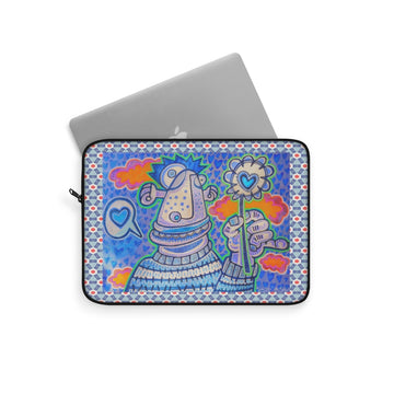 Limited Edition | Art |Mr Hydde - Love You Laptop Sleeve (3 sizes)