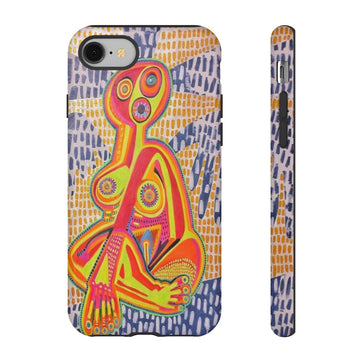 Limited Edition | Art |Mr Hydde - Prayer in the Dark Phone Case