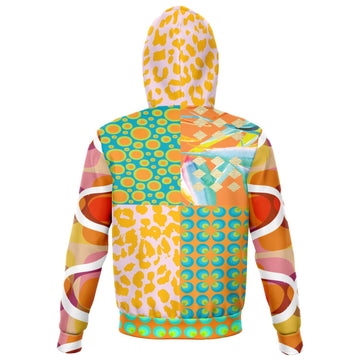 West Palm Beach Zip-Front Hoody