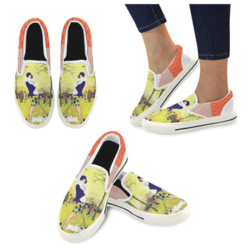 Central Park West Slip-ons (Unisex)