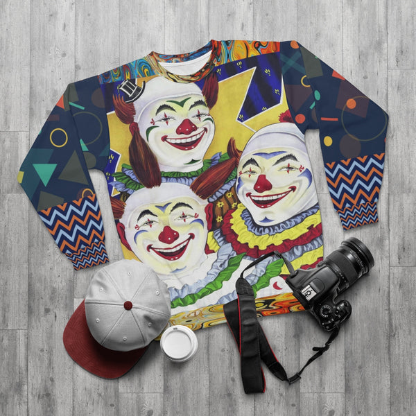 Exhuberation Sweatshirt - WhimzyTees