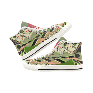CanCan Girls Canvas Hi-Tops