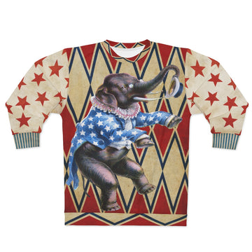 Star Spangled Sweatshirt