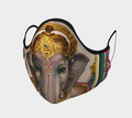 Ganesha Face Mask