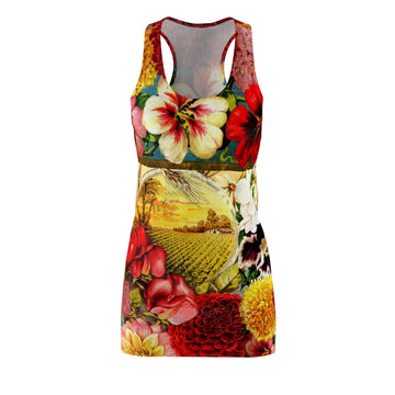 Rosa Peace Racerback Dress