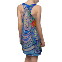 Limited Edition | Art |Mr Hydde - Love You Racerback Dress, Mr Hydde- WhimzyTees