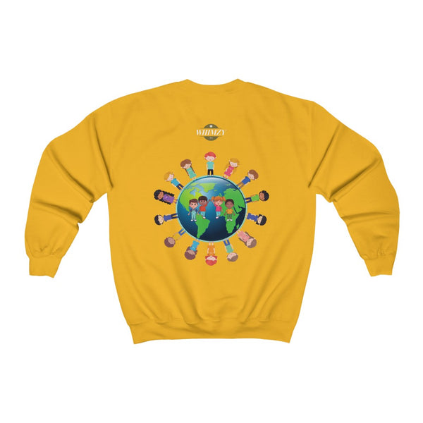 Your Voice Matters HD Crewneck Sweatshirt
