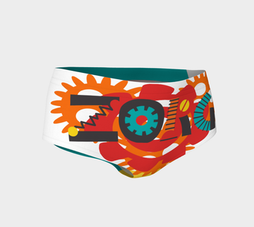 Zorg Robot Swim Briefs