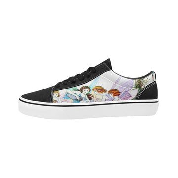 Garden Party Skateboard Shoe