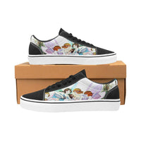 Garden Party Skateboard Shoe, Shoe- WhimzyTees