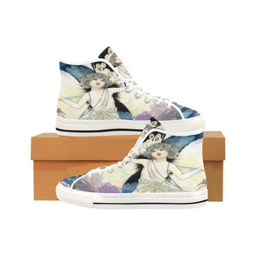 Forrester Canvas Hi-Tops