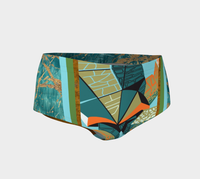 Galapagos Swim Briefs, Swim Briefs- WhimzyTees