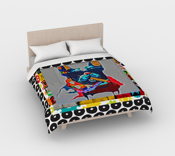 The Hipster Duvet Cover