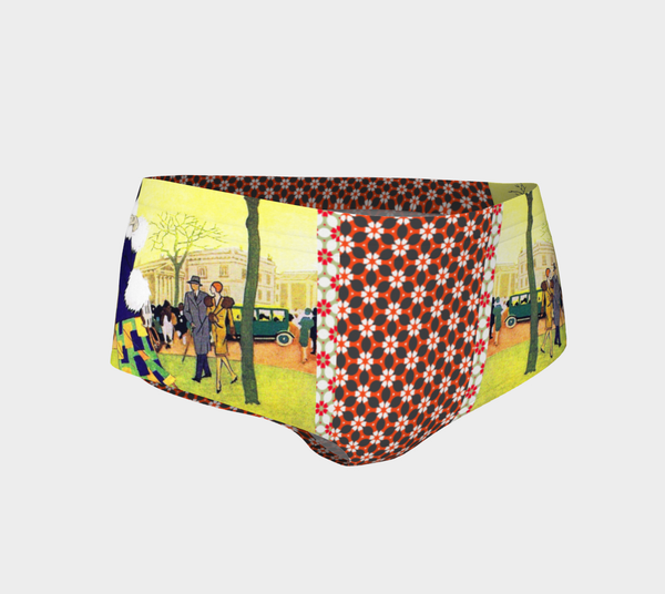 Central Park West Swim Briefs - WhimzyTees
