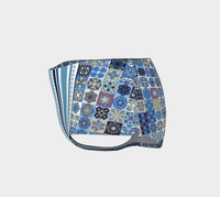 The Blue Alameda Swim Briefs - WhimzyTees