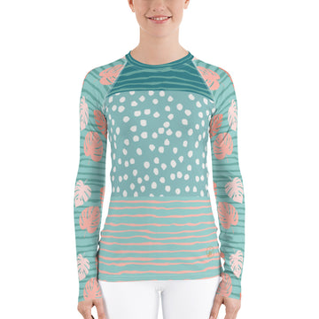 Coral Gables Rash Guard