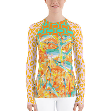 West Palm Beach Rash Guard