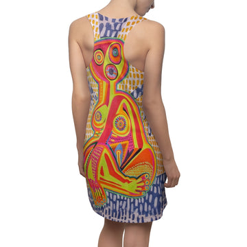Limited Edition | Art |Mr Hydde - Prayer in the Dark Racerback Dress