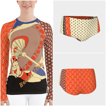 Beach Club Rashguard