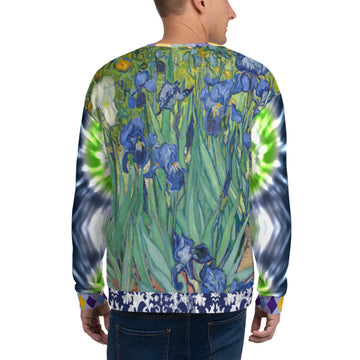 Blue Iris Sweatshirt