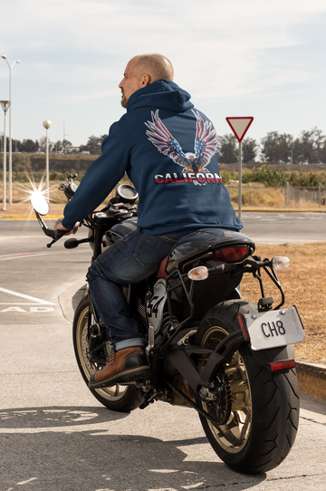 Born Free California Eagle Hoody