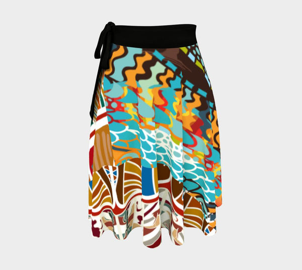 Exotic Princess BLM Skirt, Skirt- WhimzyTees