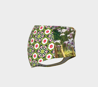 Kyoto Gardens Swim Briefs - WhimzyTees