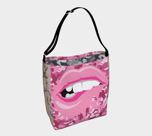 Pink Passion Neoprene Tote - WhimzyTees