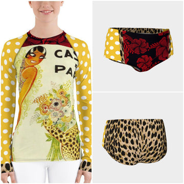 Casino Paris Rashguard