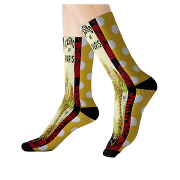 Casino Paris Super-Extra Socks