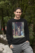 Chula Vista HD Sweatshirt, Sweatshirt- WhimzyTees