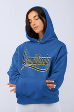 Commiefornia Hammer & Sickle Hoody, Flipit Red- WhimzyTees